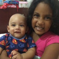 Teyla and Theeyan